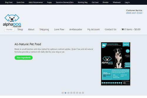 Alpha Dog Food