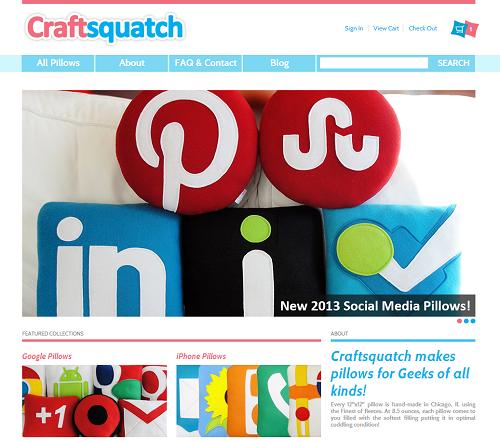 Craftsquatch