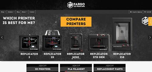 Fargo 3D Printing