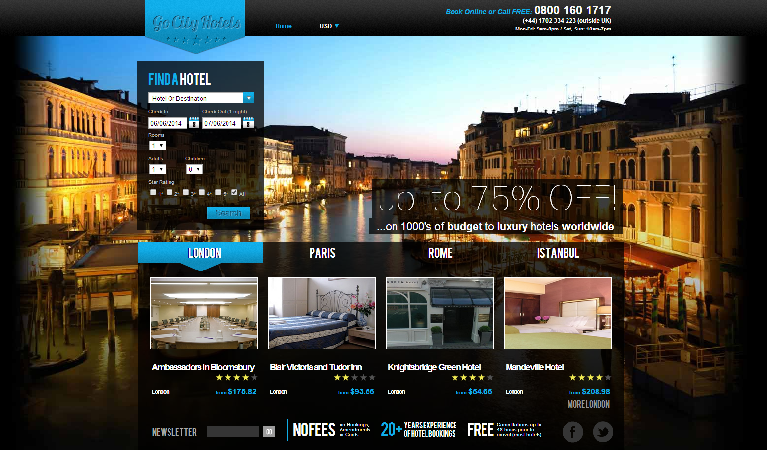 Go City Hotels