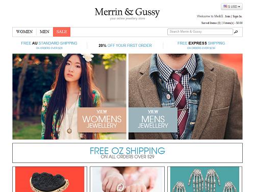 Merrin and Gussy