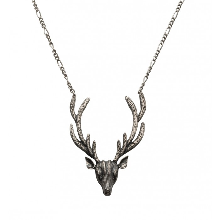 Merring and Gussy's Yes, Deer Pendant