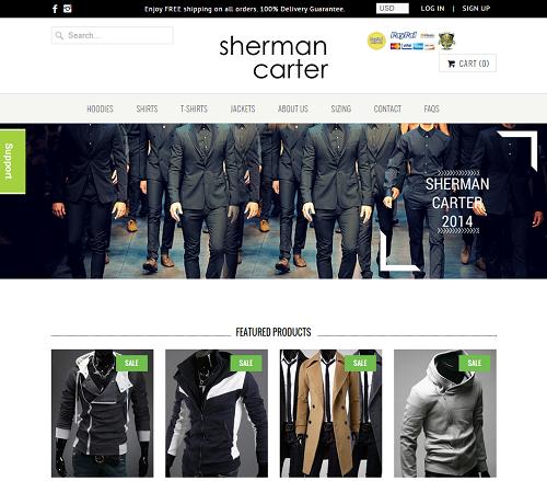 Sherman Carter